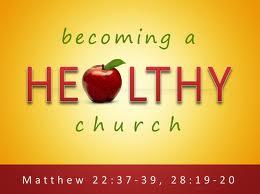 healthy chrch
